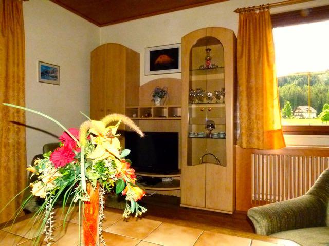 Wohnzimmer-Apartment Haus Anemone