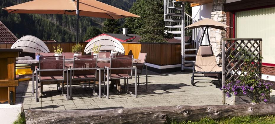 sonnige Terrasse-Apartment Montanara Ramsau am Dachstein