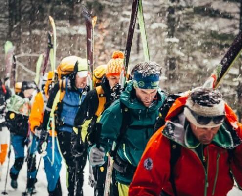geführte Berg- und Skitouren - Haus Montanara