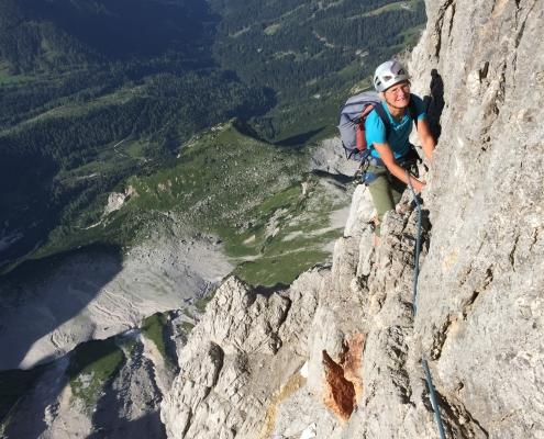 Klettern-Apartment Montanara