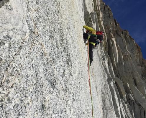 Fels Klettern-Apartment Montanara