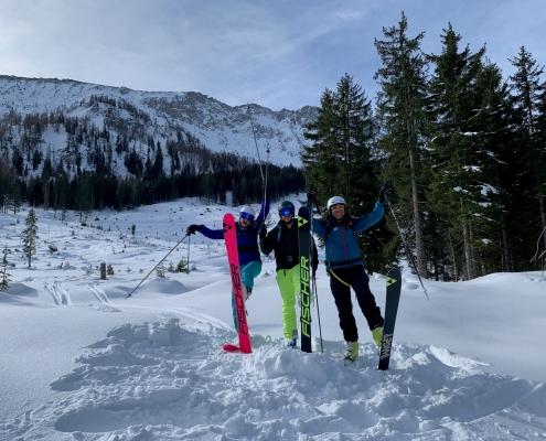 Skitouren-Apartment Montanara
