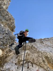 Klettersteigführungen am Dachstein-Apartment Montanara Ramsau am Dachstein