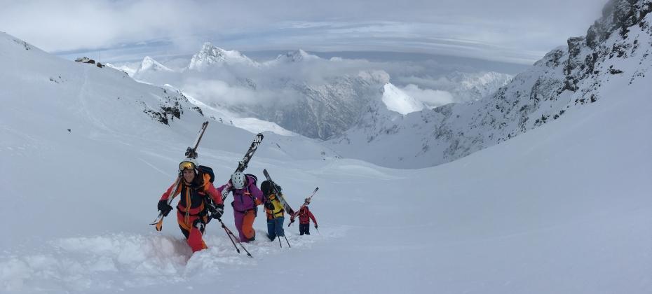 Apartment Montanara - geführte Skitouren, Freeride Camps
