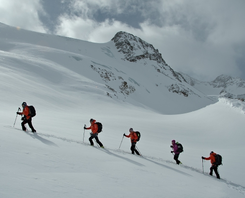 Transa.13 Skitouren Erlebnis-Apartment Montanara