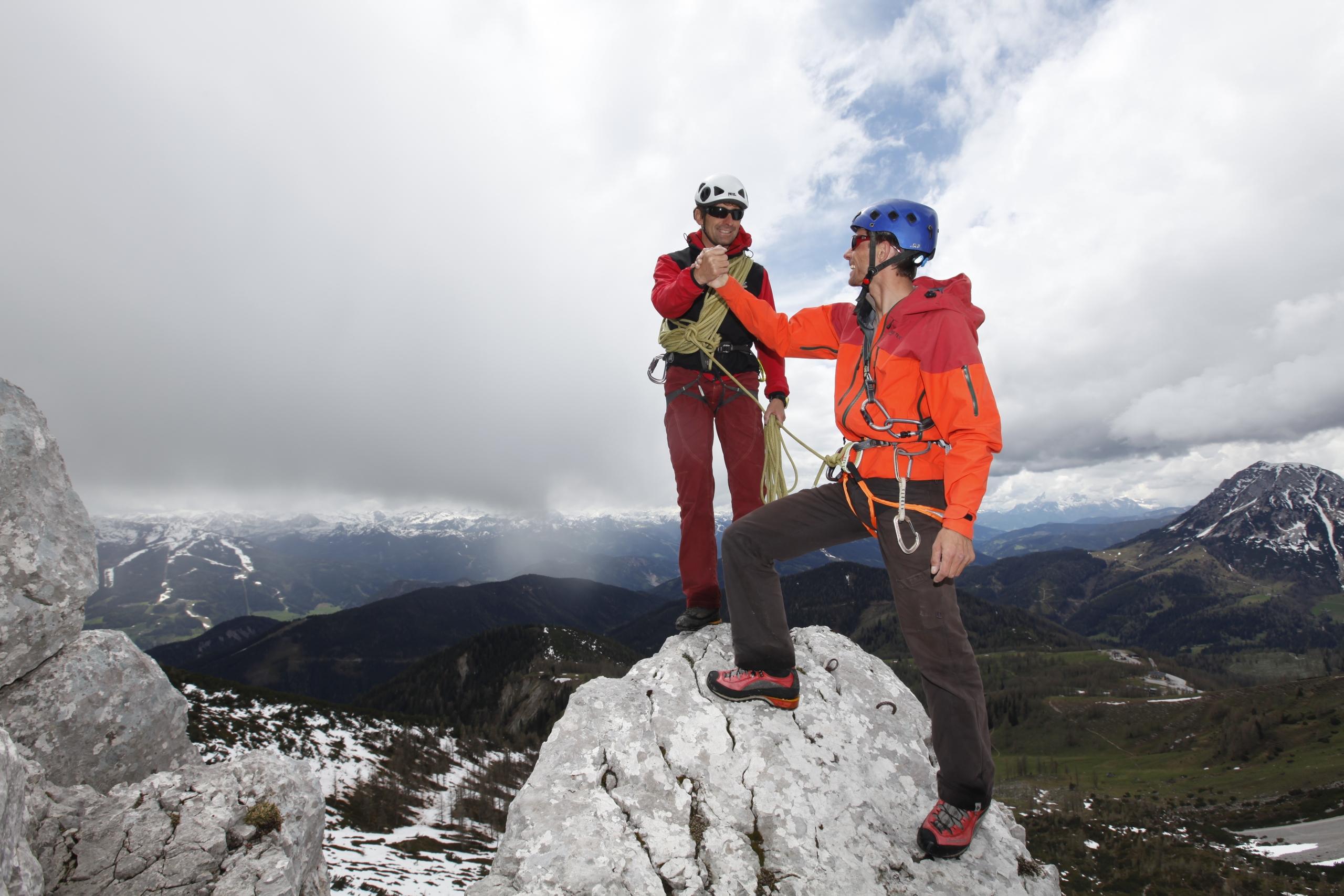 Bergführer Ramsau, Peter Perhab - Ramsau am Dachstein